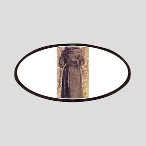 Saint Francis - Piero della Francesca Patch