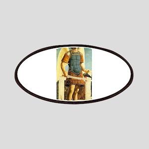 Saint Michael - Piero della Francesco Patch