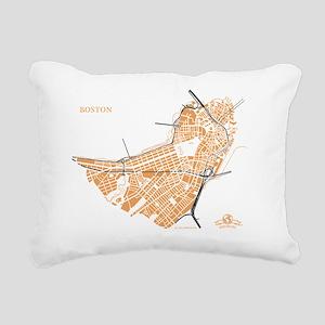 M-MLGR_BOS-MA_GD-BK_1 Rectangular Canvas Pillow