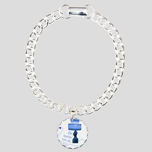 he_turns_me_on_1 Charm Bracelet, One Charm