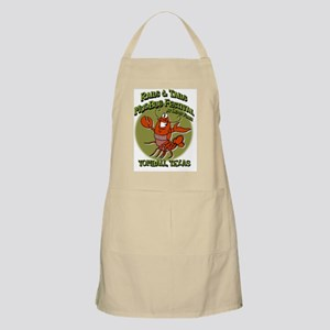 Crawfish festival -  Rails and Tails Depot 2 Apron
