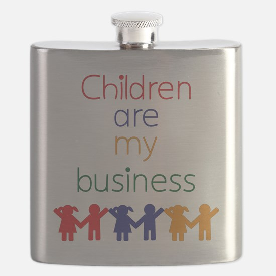 Children-are-my-business Flask