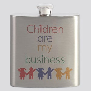 Children-are-my-business-bigger Flask