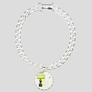 he_turns_5 Charm Bracelet, One Charm