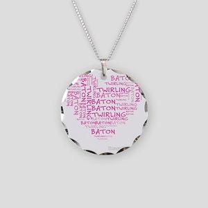 bt Necklace Circle Charm