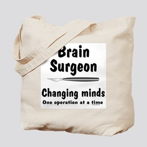 Brain Surgeon Tote Bag