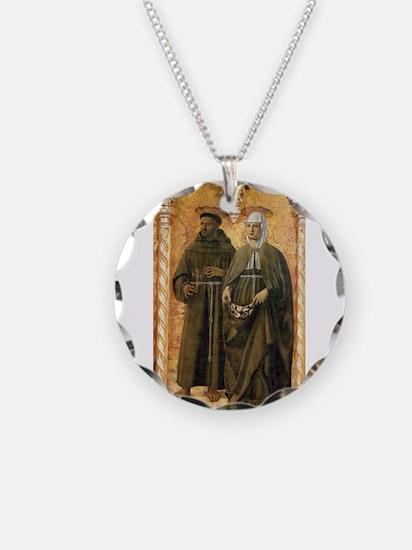 St Francis and St Elizabeth - Piero della Francesc