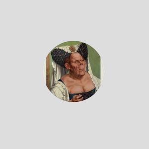 The Ugly Duchess - Quinten Massys - c 1520 Mini Bu