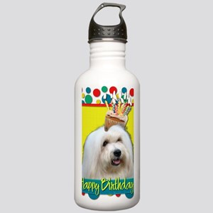 BirthdayCupcakeCotonde Stainless Water Bottle 1.0L