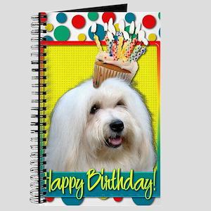BirthdayCupcakeCotondeTulear Journal