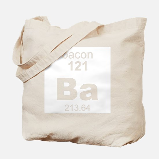 baconelement2 Tote Bag