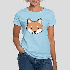 shibafacestroke Women's Light T-Shirt