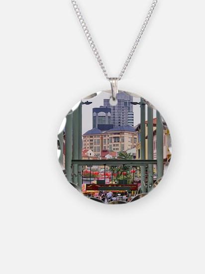 Chinatown Station - Singapor Necklace