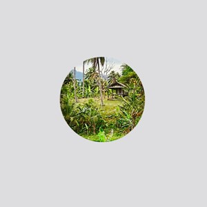 balinese farm Mini Button