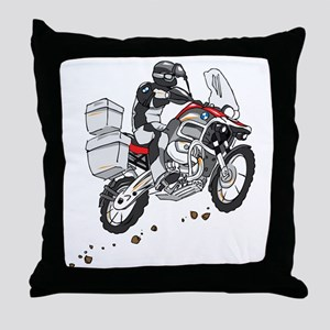 GSA Adventure Throw Pillow