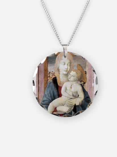 Virgin Mother and Child - Piero Della Francesca Ne