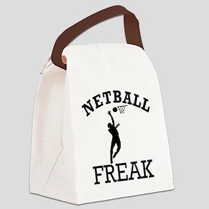 netball Canvas Lunch Bag