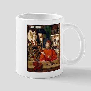 Saint Eloi Goldsmith - Petrus Christus - c1449 11