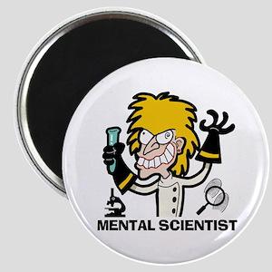 mentalscientistfemale2 Magnet