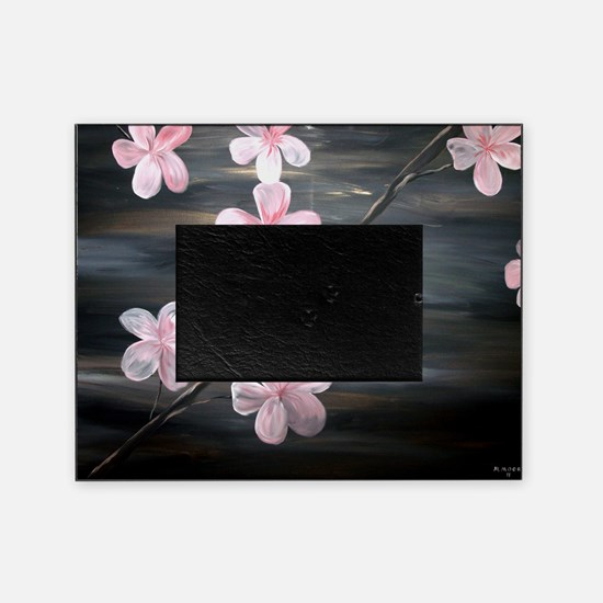 cherry blossom print Picture Frame
