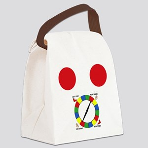 twister1 Canvas Lunch Bag