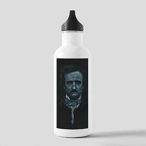 Edgar Allan Poe Stainless Water Bottle 1.0L