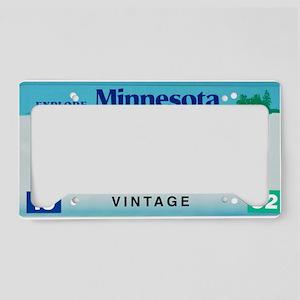 Minnesota60_2012 License Plate Holder