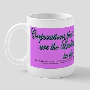 CorpNeedCorp Mug