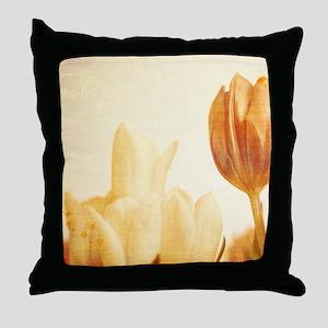 tulipa mousepad Throw Pillow