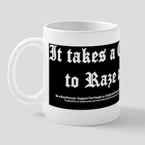 RazeAVillage Mug