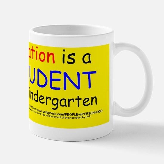 StarStudent Mug