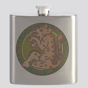 Alabama Trail Runners Flask