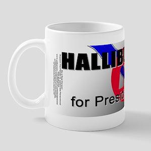 Halliburton Mug