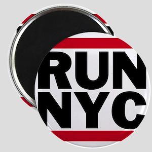 RUN NYC_light Magnet