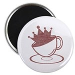 Royal Coffee Magnet