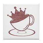 Royal Coffee Tile Coaster