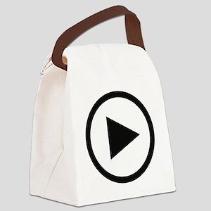 playw Canvas Lunch Bag