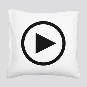 playw Square Canvas Pillow