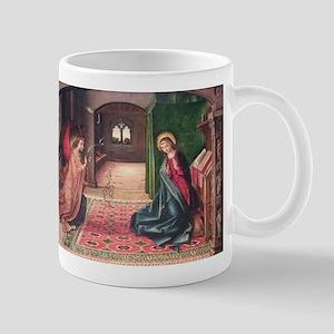 The Annunciation - Pedro Berruguete - c1490 11 oz