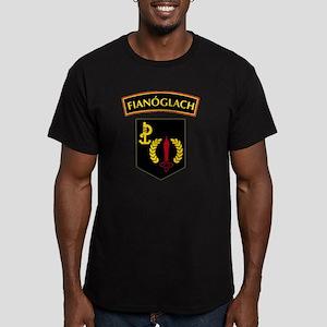 ARW Clock Men's Fitted T-Shirt (dark)