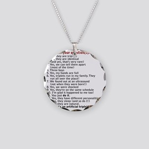 questions updated IDBBB Necklace Circle Charm