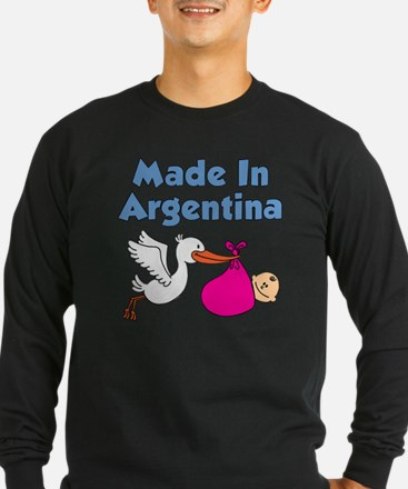 Made In Argentina Girl T