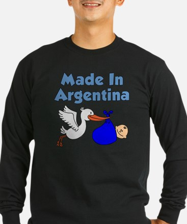 Made In Argentina Boy T