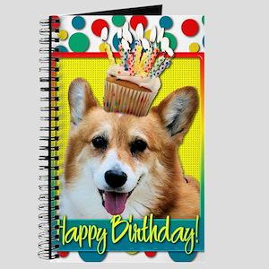 BirthdayCupcakeCorgiOwen Journal
