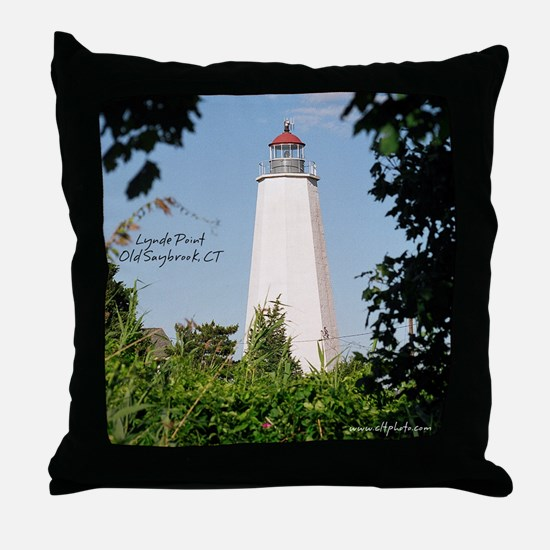 225-07 Throw Pillow