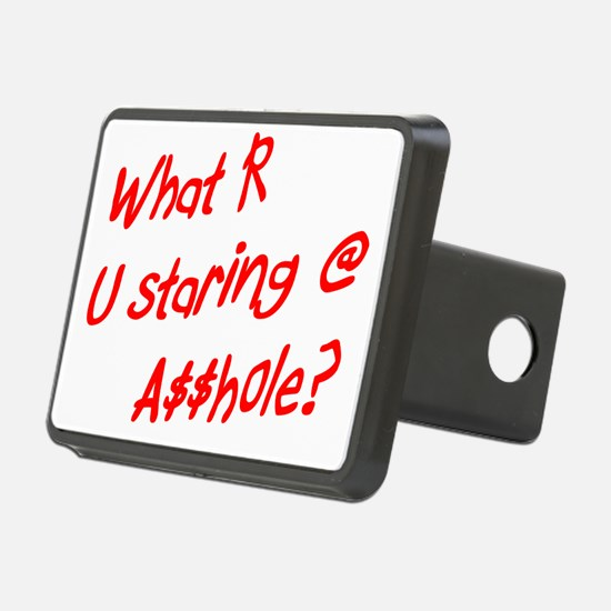 whatrustaring@8x10 Hitch Cover