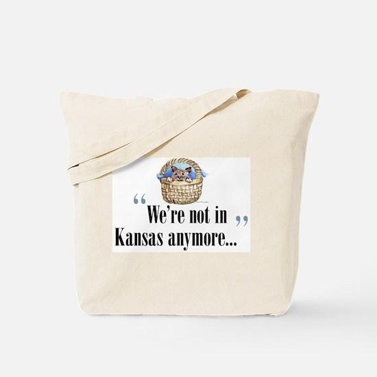 We're not in Kansas Tote Bag