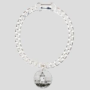 288-09-2 Charm Bracelet, One Charm