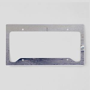 ford rectangle magnet License Plate Holder