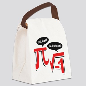 getrealberationalw Canvas Lunch Bag